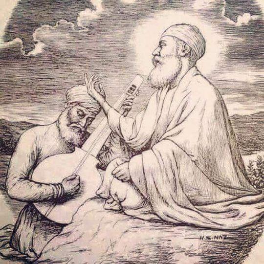 Dhan Dhan Sri Guru Nanak Dev Ji Sahib Sache Patshah Jiyo