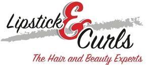 Lipstick and Curls