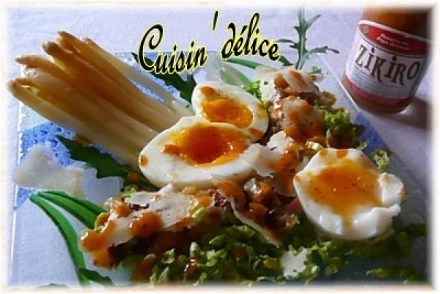 Salade composée, Recette de Salade composée par Claryss - Food ...