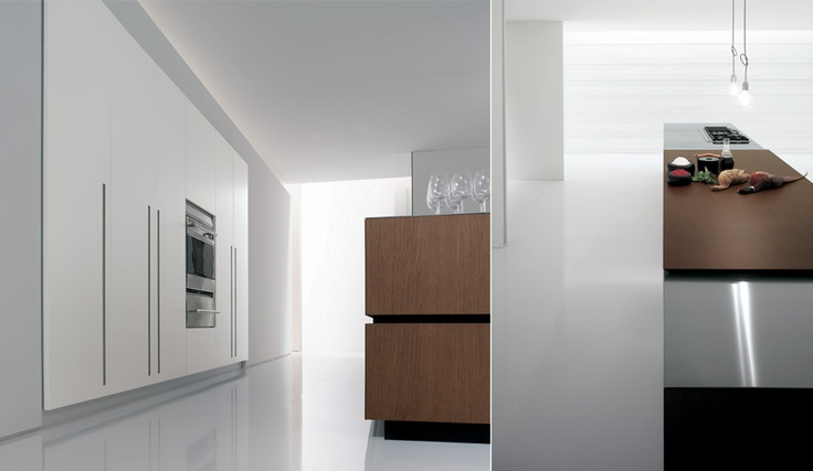 italian kitchet cube model