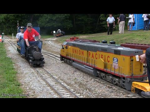 The Steam Channel is your source for the highest quality steam train