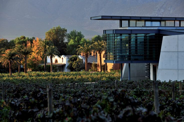 Gallery of Best Vineyards in Chile & Argentina (For Wine and Architecture) - 41