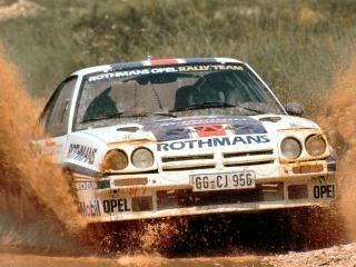 Opel manta i400