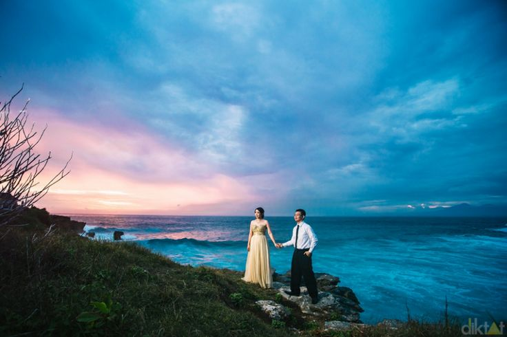 Pre Wedding Destination // Lembongan Island – BALI » Diktat Photography