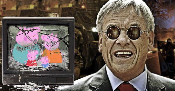 Con el fin de estimular la lectura y la compresión del inglés, Piñera propone prohibir el doblaje en caricaturas infantiles y juveniles.