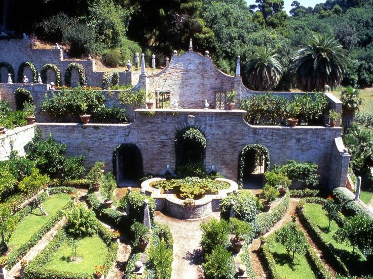 Villa Sgariglia, Ascoli Piceno