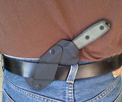 ESEE3 sheath fits both Horizontally and Vertically No Knife is Included Kydex