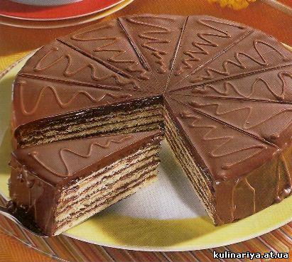 Рецепты тортов с фотографиями в домашних условиях