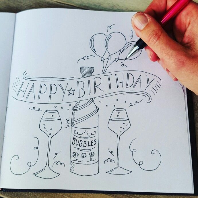Best 25 Happy birthday april ideas – Doodle Birthday Card