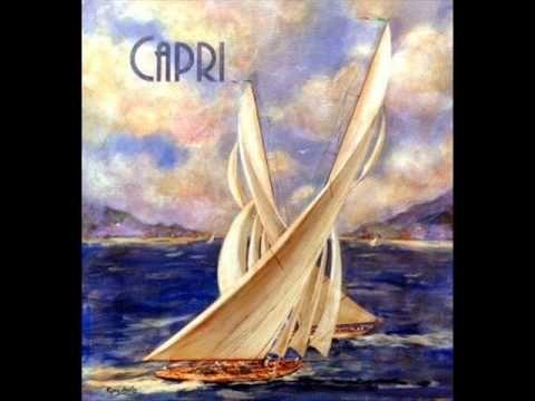 Mieczysław Fogg - Capri, 1935