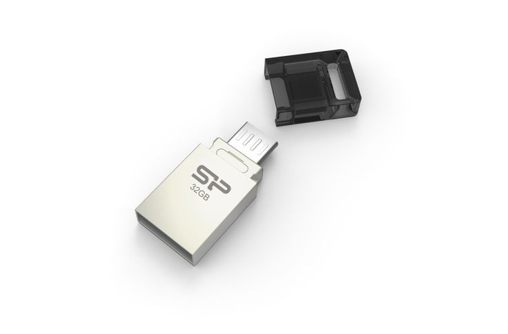 USB Flash Drive: model FS-304 (Silicon Power Mobile X10)
