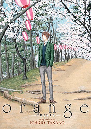 orange Vol. 6: -Future  Experience the world of orange from a whole new perspective, as the fate of the present and future timelines unfolds from the point of view of the ever-cheerful third wheel, Suwa Hiroto.   via @AnotherUniverse.com  https://anotheruniverse.com/orange-vol-6-future