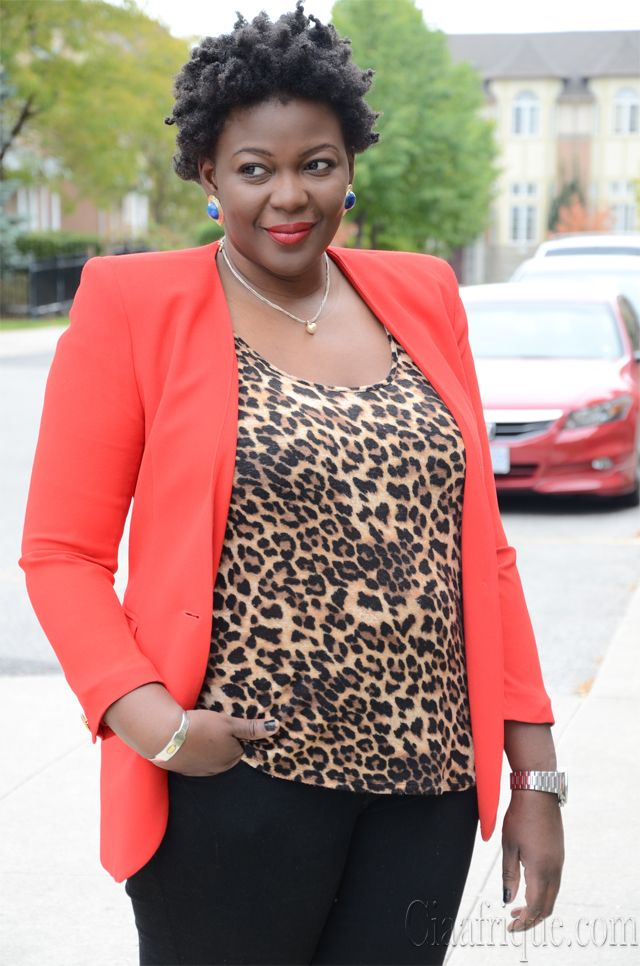 pictures of plus sized blazers | My Curves & Curls™ | A Canadian Plus Size Fashion blog: THE CURLY ...