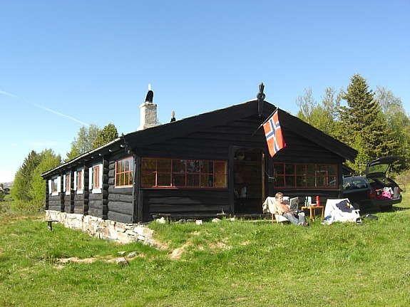 FINN – Unik HYTTE på Vinstrafjellet i Nord-Fron