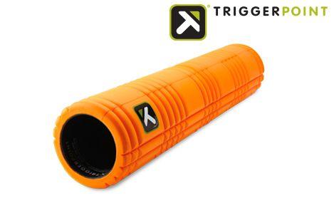 The Grid foam roller 2.0 Oranje  Description: Met de Foam Roller The Grid ontvang je een ultieme massage. Dit type is 2 keer zo groot als de standaard Foam roller. De rol is in verschillende rasters en vlakken opgedeeld en heeft daarom een variërende dichtheid. Dankzij deze variatie kun je een meer gerichte massage ontvangen. Het is heel goed te gebruiken in het algemeen en bij core workouts. De Foam Roller is verkrijgbaar in de kleur zwart.  Kenmerken…