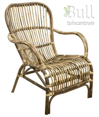 Afbeelding bij Vintage Rotan Chair; nu 99,95