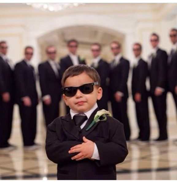 Ring Bearer. Need to take this pic at my wedding