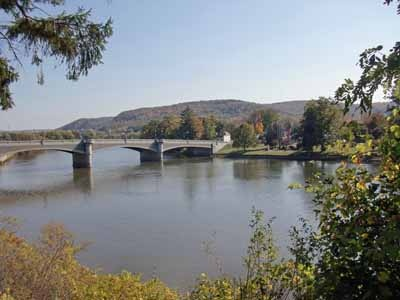 The view of the Allegheny River from the front doors of Trinity Memorial Church in Warren PA. | Pennsylvania | Pinterest | Churches Rivers and ... & The view of the Allegheny River from the front doors of Trinity ...
