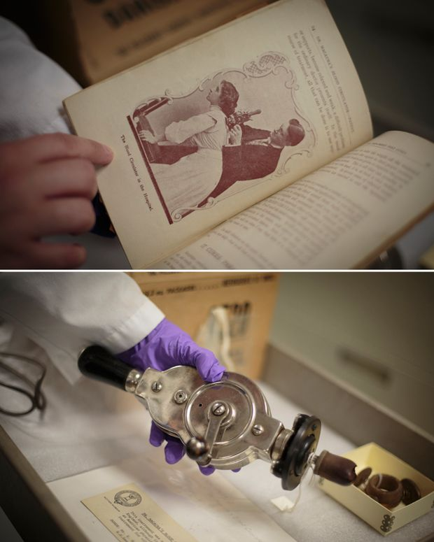11 Things You Won't See on Display at the Mütter Museum | Mental Floss