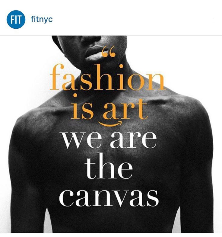 FIT NYC, my alma mater
