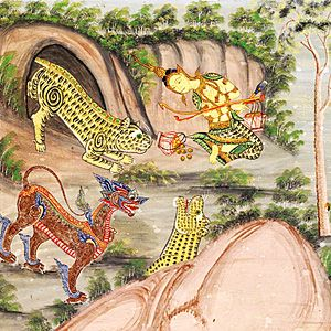 Join us for our Introduction To Ancient Buddhist Texts: The Jataka Tales