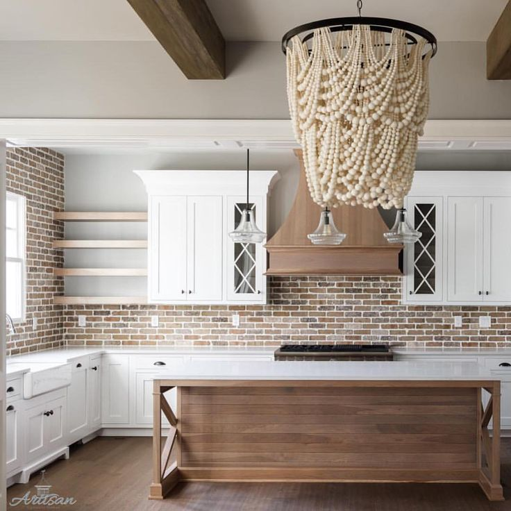 """4,160 Likes, 104 Comments - Kitchens of Instagram (@kitchens_of_insta) on Instagram: """"Love this kitchen design from @artisansignaturehomes #kitchensofinsta"""""""