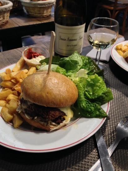 Les Gastropodes, Saint-Ouen -  Des burgers plus fatas que Big Fernand !
