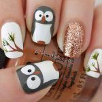 Top 17 Famous Fall & Thanksgiving Nail Design – New Fashion Manicure Blog Project
