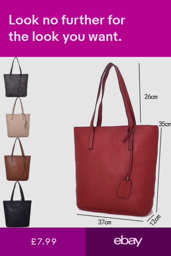 d03867425131 Women's Bags & Handbags Clothes, Shoes & Accessories #ebay | Products | Bags,  Leather tassel, Pu leather