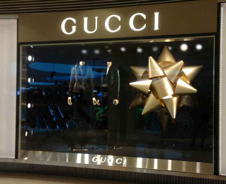 LK By Lincoln Keung: GUCCI Window Display -- ELEMENTS in Hong Kong