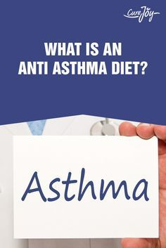 What Is An Anti Asthma Diet?