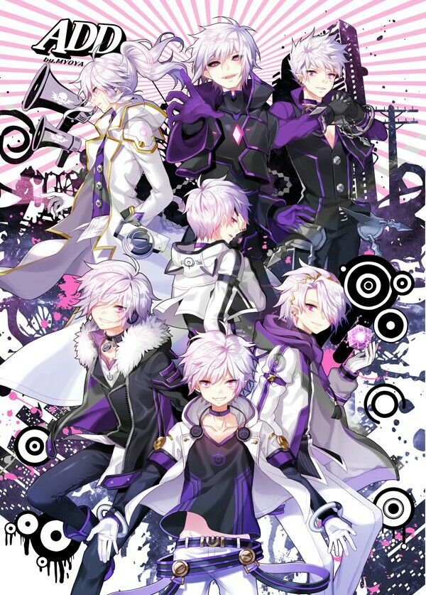 Add-Elsword This art is really cute but they're all insane, so idk...