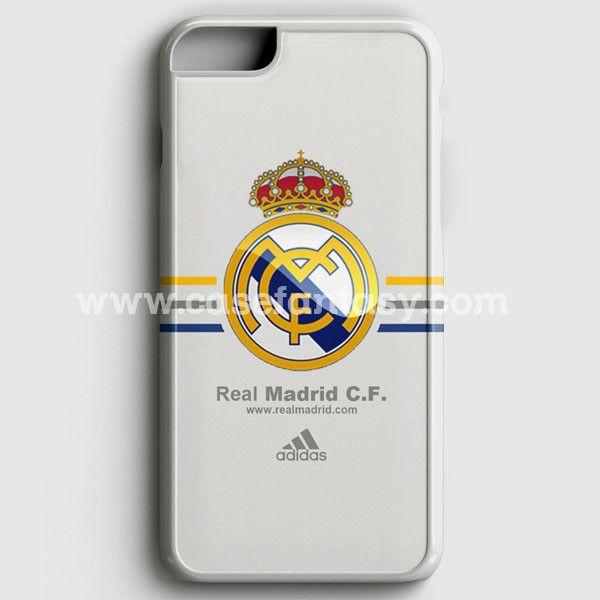 Real Madrid Club De Fútbol La Liga Spanyol Logo iPhone 6 Plus/6S Plus Case | casefantasy