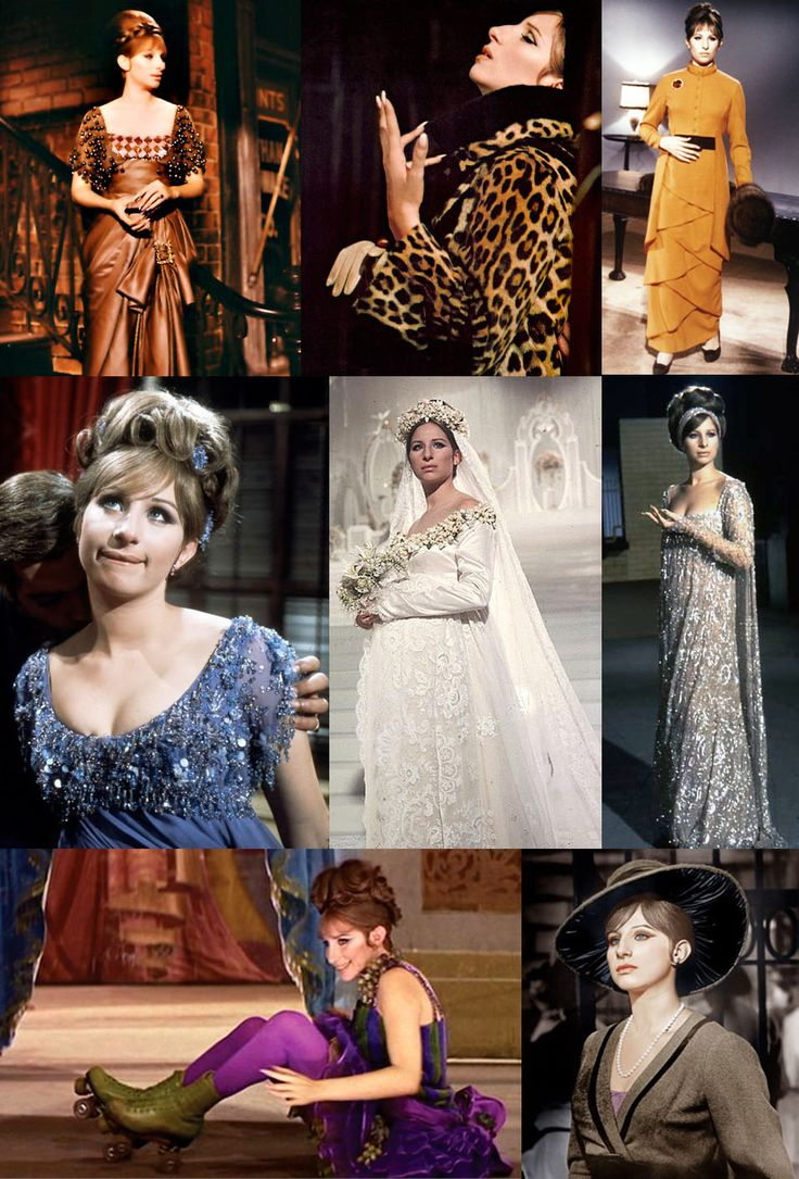 Funny Girl, Barbra Streisand. When you see what she could do at 20 years old.
