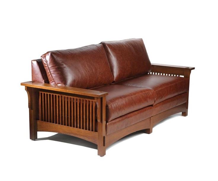 Mission Sofa In Cognac | For The Home | Pinterest | Room Style And Room