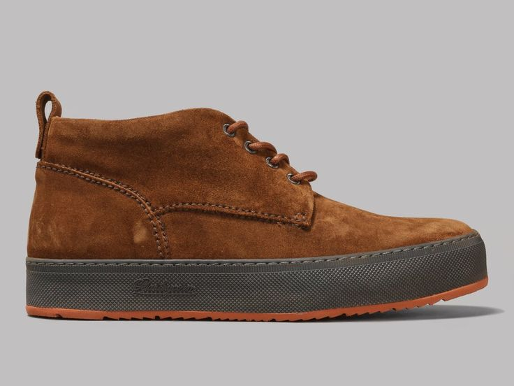 Barleycorn Classic (Brown Suede)