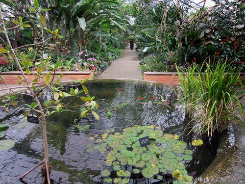 Matthaei Botanical Gardens Nichols Arboretum At The University Of Michigan Ann Arbor Mi