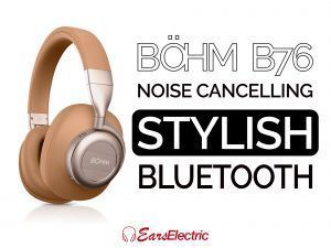 BOHM B76 Noise Cancelling Bluetooth Headphones Review