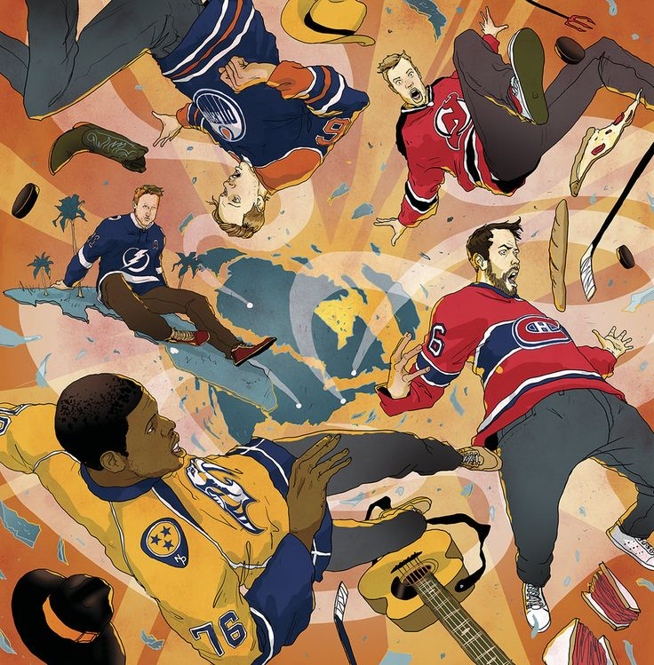 NHL trades by Michael Byers