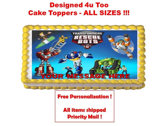 24 best rescue bots images on Pinterest Birthday party ...