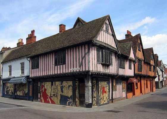 Ipswich, Suffolk, England. I lived in an apartment not far from here.