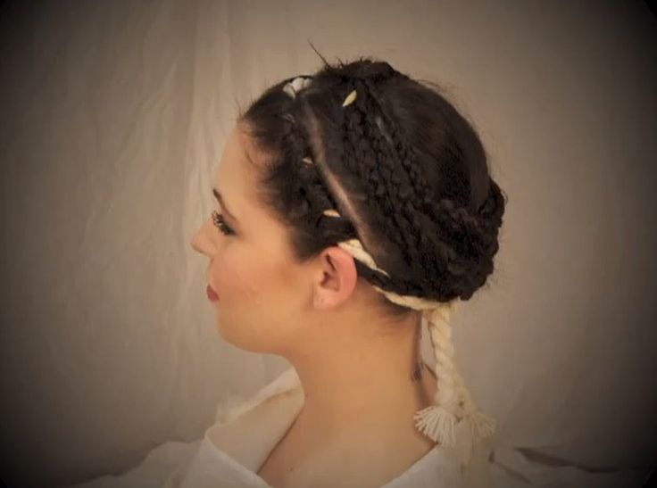 Oldest Roman Hairstyle Recreated for First Time