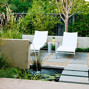 How to create 4 outdoor rooms in a small backyard | Sunning | Sunset.com