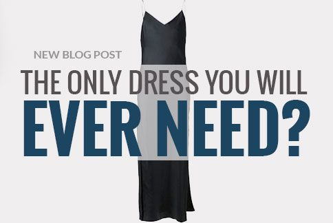 Are you still searching for that elusive dress? You know the one. The one you can wear anywhere and seems to transcend all dress codes. Well, we've found it.   The black camisole midi dress is the perfect base for any outfit and we love Rag & Bones beautiful silk version. It is simple enough to let your accessories  see more... http://yurn.it/s/1a4