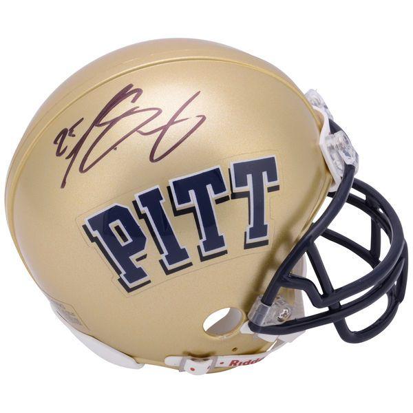 LeSean McCoy Pittsburgh Panthers Fanatics Authentic Autographed Riddell Mini Helmet - $199.99