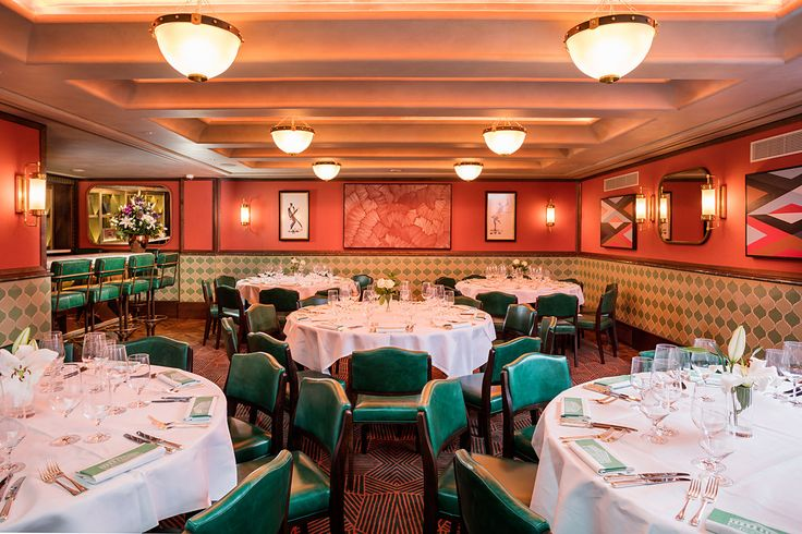 Smith & Wollensky London - Private Dining Room - Theodore Roosevelt Room - #London #Events  #Travel #Restaurants #TravelTuesday #EventProfs