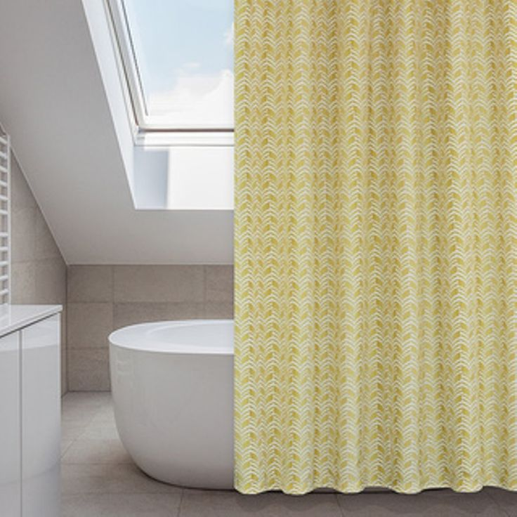 Mustard Yellow Kitchen Curtains: 1000+ Images About Extra Long Shower Curtain On Pinterest
