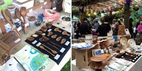 The Grounds Easter Fair Market