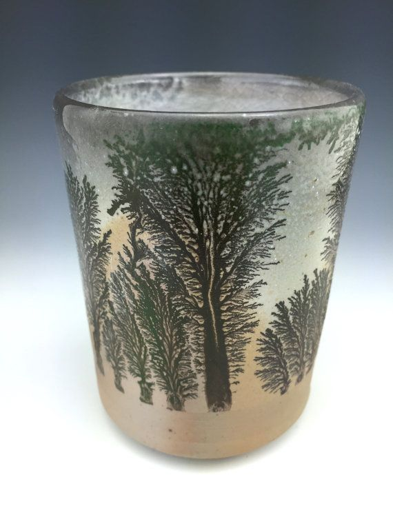 Special Edition Soda Fired Mocha Diffusion Night And Day Tumbler