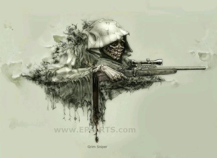 Dating a marine sniper